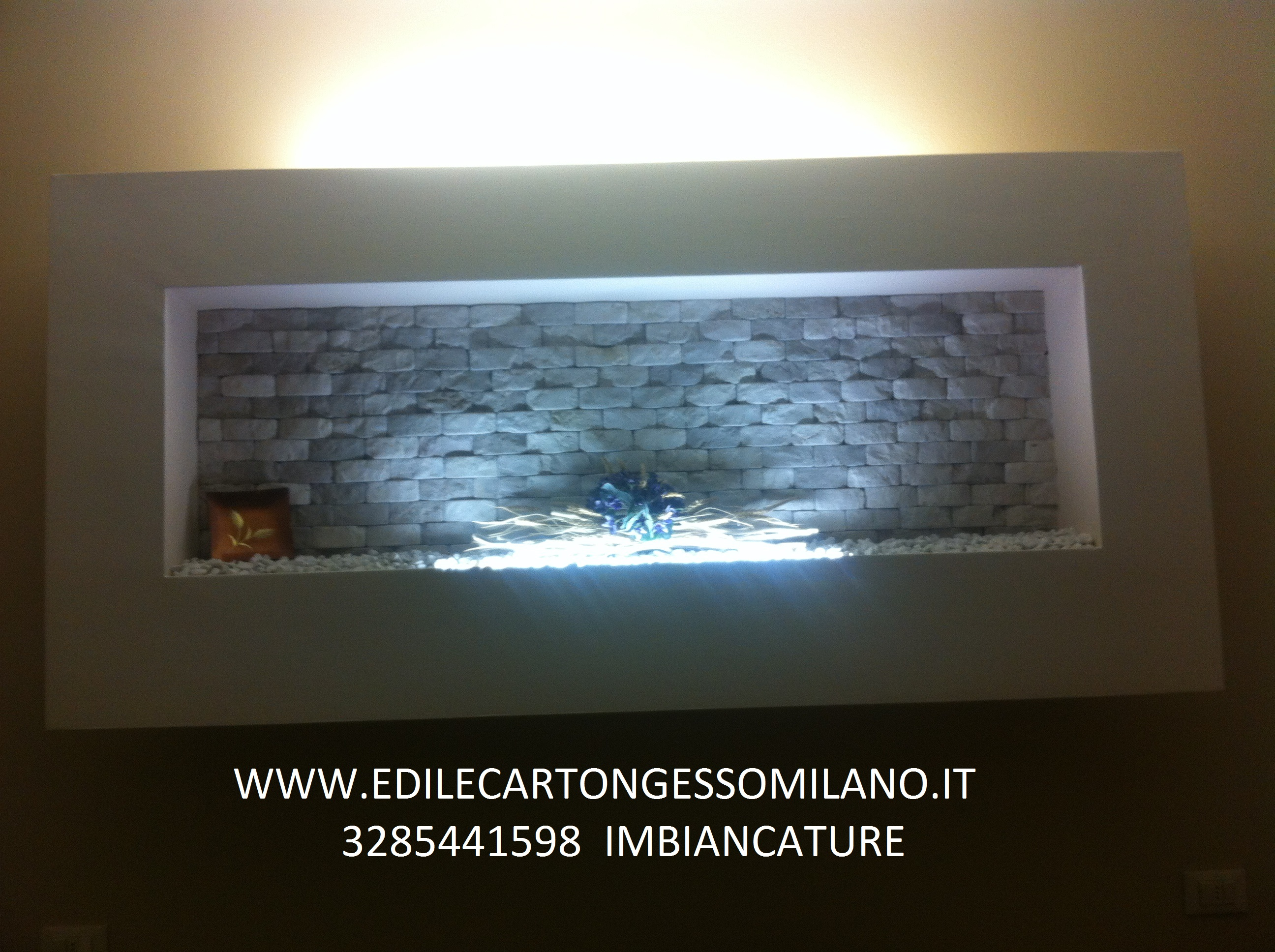 Illuminazione Controsoffitto In Cartongesso : Pin controsoffitto in ...