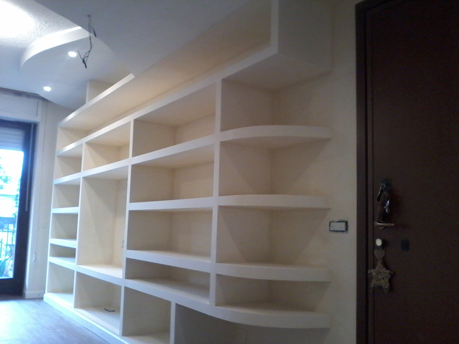 Librerie in cartongesso ~ canlic for .